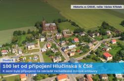 Hlučínsko se před stoletím stalo součástí Československa