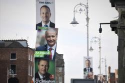 Kampaň před parlamentními volbami v Irsku