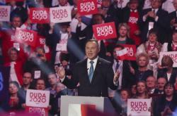 Začala kampaň prezidenta Andrzeje Dudy za znovuzvolení