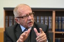 Stanislav Křeček se stal novým veřejným ochráncem práv