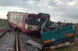 Nehoda vlaku u Běrunic