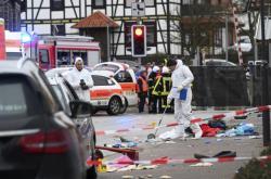 Incident v hesenském městě Volkmarsen