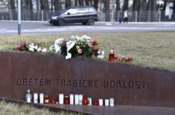 Památník obětem střelby v Uherském Brodě