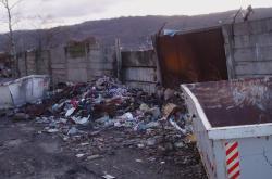 Odpadky v Ústí nad Labem