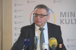 Ministr kultury Lubomír Zaorálek (ČSSD)