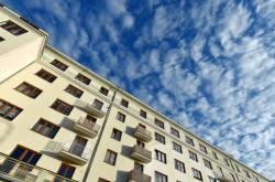 Bytový dům v Sokolově