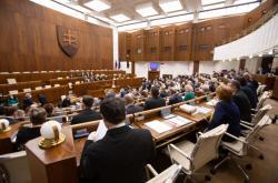 Události ČT: Schůze nového parlamentu na Slovensku