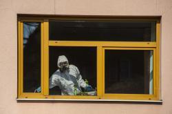 Dezinfekce domova seniorů v Liberci na Františkově