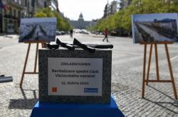 Zahájení rekonstrukce Václavského náměstí