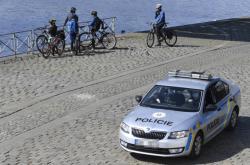 Policie na náplavce