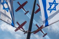 Oslavy Dne nezávislosti v Izraeli