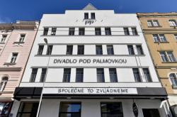 Divadlo Pod Palmovkou v Praze