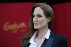 Vosková Angelina Jolie