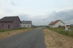 Nové rodinné domy v Drahanovicích