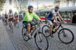 Cyklojízda Brnem