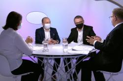 Němcová, Zaorálek a Štefek v OVM
