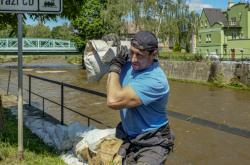 Záplavy na Liberecku