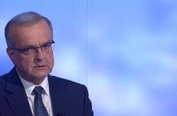 Miroslav Kalousek v pořadu Události, komentáře