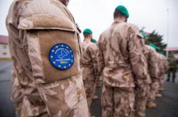 Čeští vojáci se vrátili ze zahraniční mise v Mali
