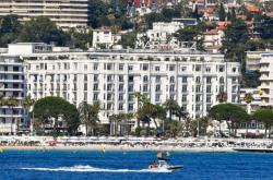 Hotel Martinez v Cannes