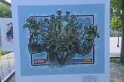 V Bratislavě vystavují karikaturisti