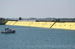 Protipovodňový systém Mojžíš v Benátkách