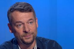 Šimon Pánek v Interview ČT24