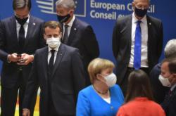 Evropští lídři na jednání v Bruselu