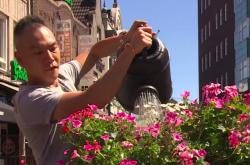 Eindhoven se mění kvůli vysokým teplotám