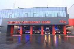 Nová stanice přerovských hasičů