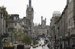 Skotské město Aberdeen je v karanténě