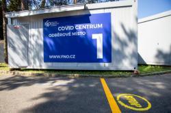 Covid centrum v Ostravě