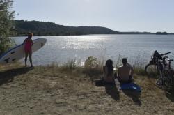 Hlučínské jezero