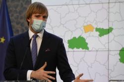Podle ministra zdravotnictví Adama Vojtěcha (ANO) se situace v Praze zhoršuje