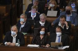 Květnové jednání Poslanecké sněmovny
