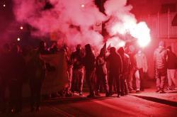 Demonstrace v Lipsku ze začátku září