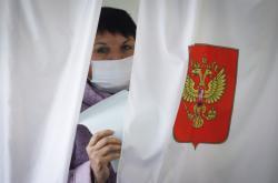Ruské volby 2020