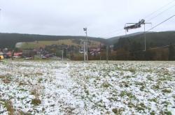 Sníh na Kvildě