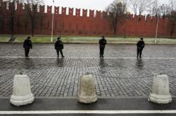 Ruští policisté - ilustrační foto