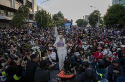 Protesty v Bangkoku kvůli reformě monarchie
