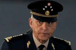 Bývalý mexický ministr obrany Salvador Cienfuegos