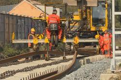 Modernizace železniční trati