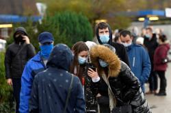 Plošné testování na koronavirus na Slovensku