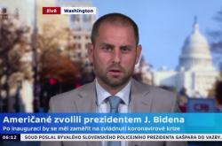Zpravodaj ČT v USA David Miřejovský