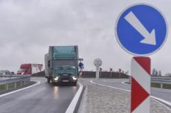 Řidičům se 30. října 2020 otevřel nový obchvat Velkého Beranova na Žďársku.