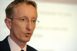 Ekonom Štěpán Jurajda