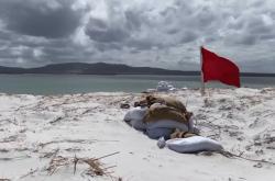 Falklandy se zbavily nášlapných min