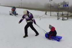 Některá lyžařská střediska už zasněžují