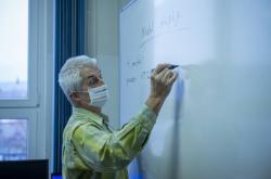 Vyučování na Střední průmyslové škole technické v Jablonci nad Nisou