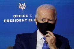 Zvolený prezident USA Joe Biden